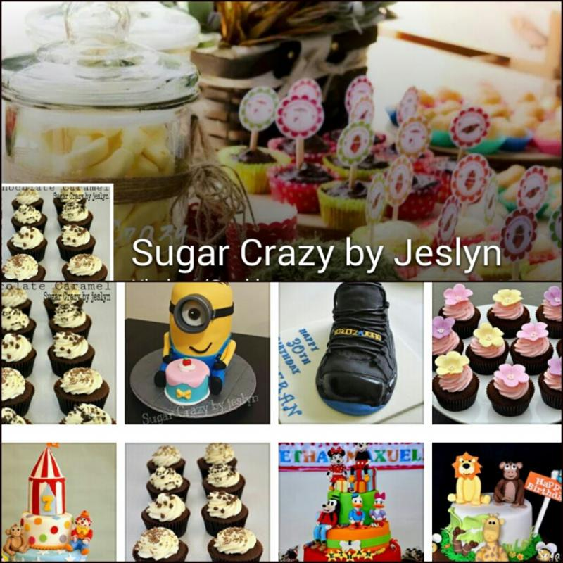 Sugar Crazy by Jeslyn