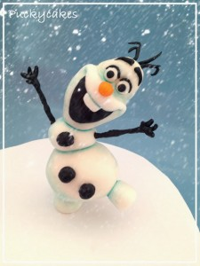 Olaf Cake Pops Tutorial