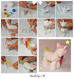 Unicorn Tutorial by Black Betty's LAB